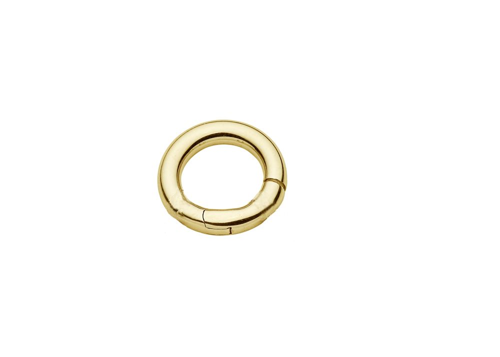 Round Snap Close Clasp Gold Clasps Pinterest