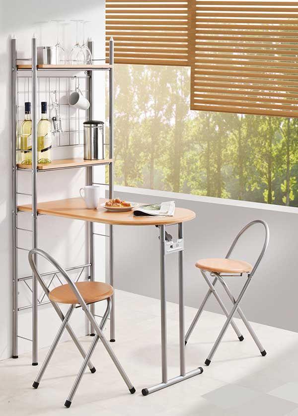 Mesas de cocina plegables, extensibles, modernas y baratas. | Mesas ...