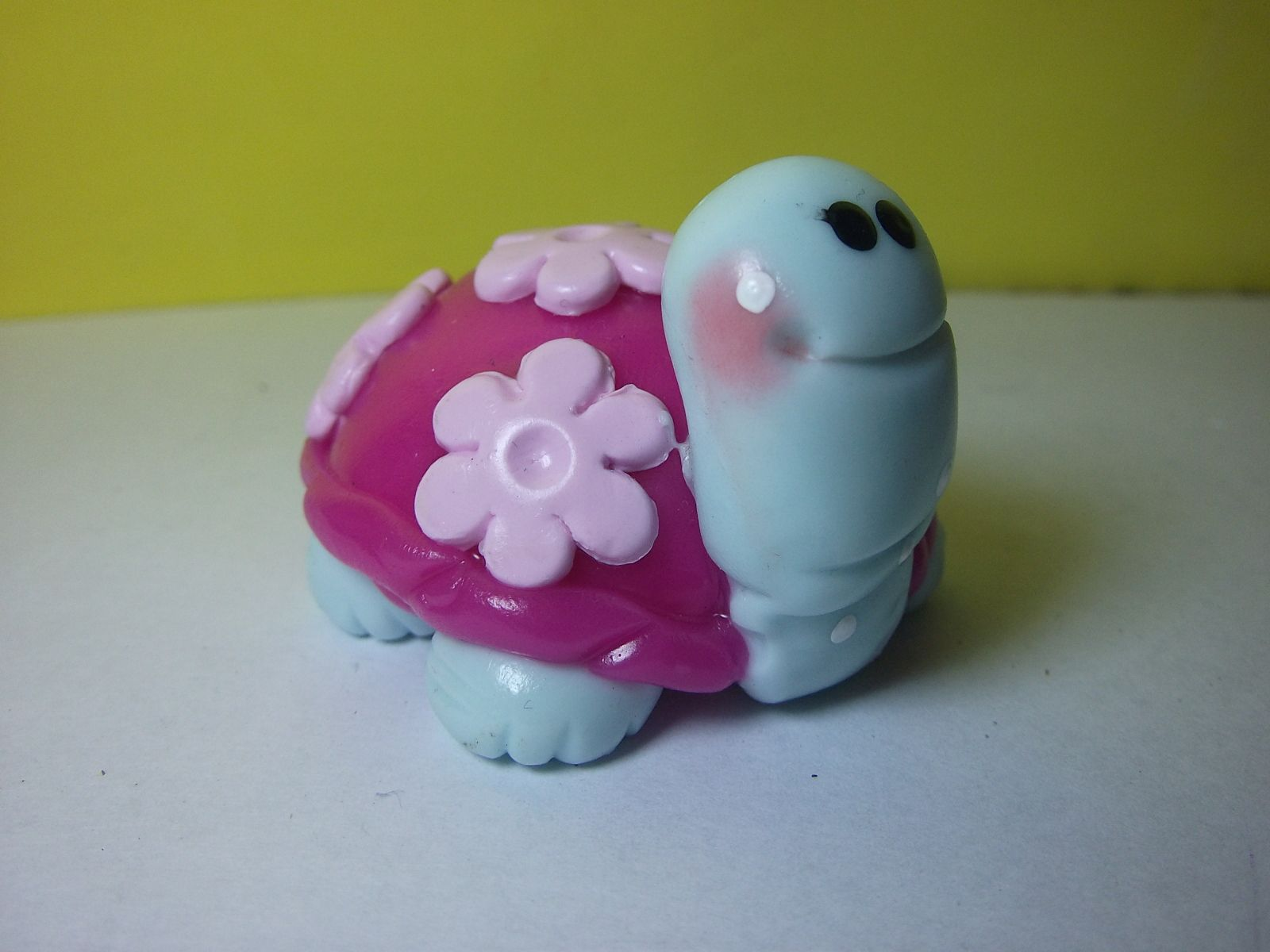 tortuga rosa