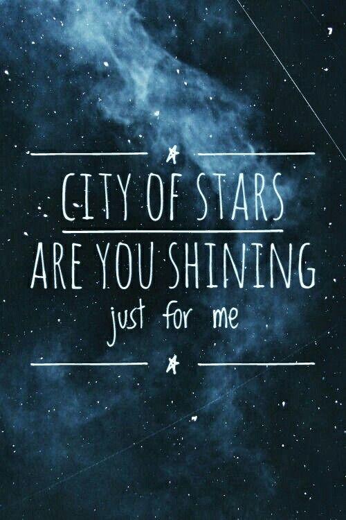 La La Land City Of Stars Lyrics Songs Quotes Lyrics