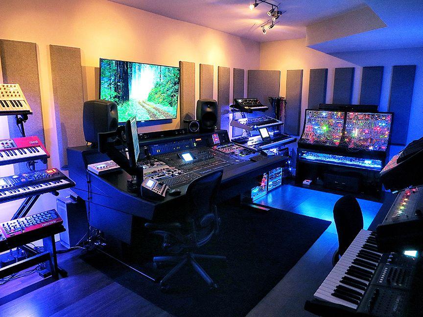Miraculous 17 Best Ideas About Music Production Studio On Pinterest Largest Home Design Picture Inspirations Pitcheantrous