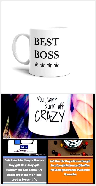 Best Boss Mug Boss Gift Mug Office Present Ideas Gift For Bosses Day Legend Reti...