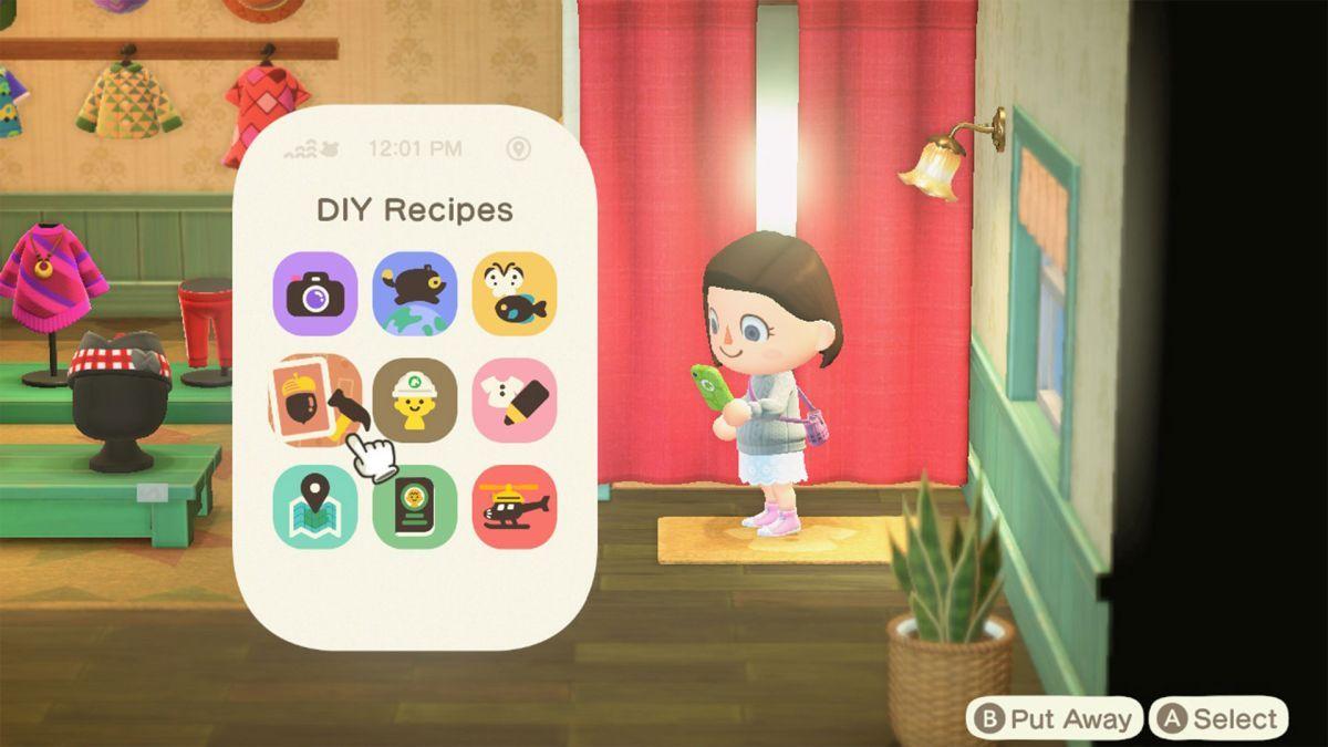 Every Animal Crossing New Horizons Diy Recipe We Ve Unlocked So Far Crafts Animal Crossing Diy