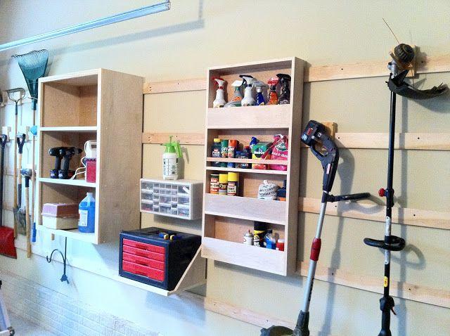 Chadu0027s Workshop: French Cleat Storage   How To · Garage Storage  SystemsGarage ...