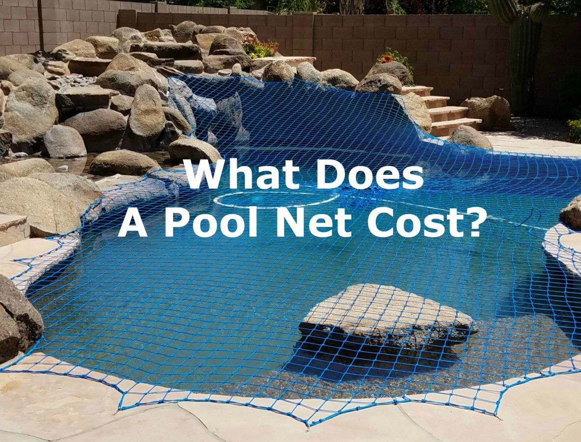 We Are Often Asked How Much Does A Pool Safety Net Cost Modern Swimming Pool Features Vary Considerably So For A Fir Pool Safety Pool Nets Pool Safety Net