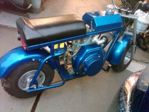 Diesel Mini Bike