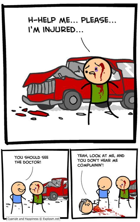 144 Brutally Hilarious Comics For People Who Like Dark Humor (Cyanide & Happiness)