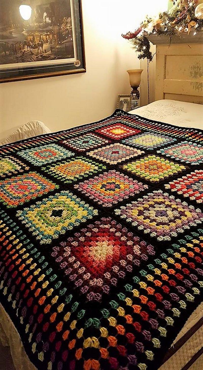Enchanting Design Ideas for Afghan Crocheting   crochet   Pinterest ...