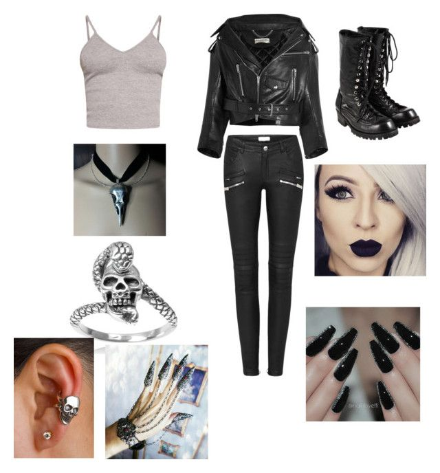 """""""Sancutary look"""" by angelinamartinez-i on Polyvore featuring art"""