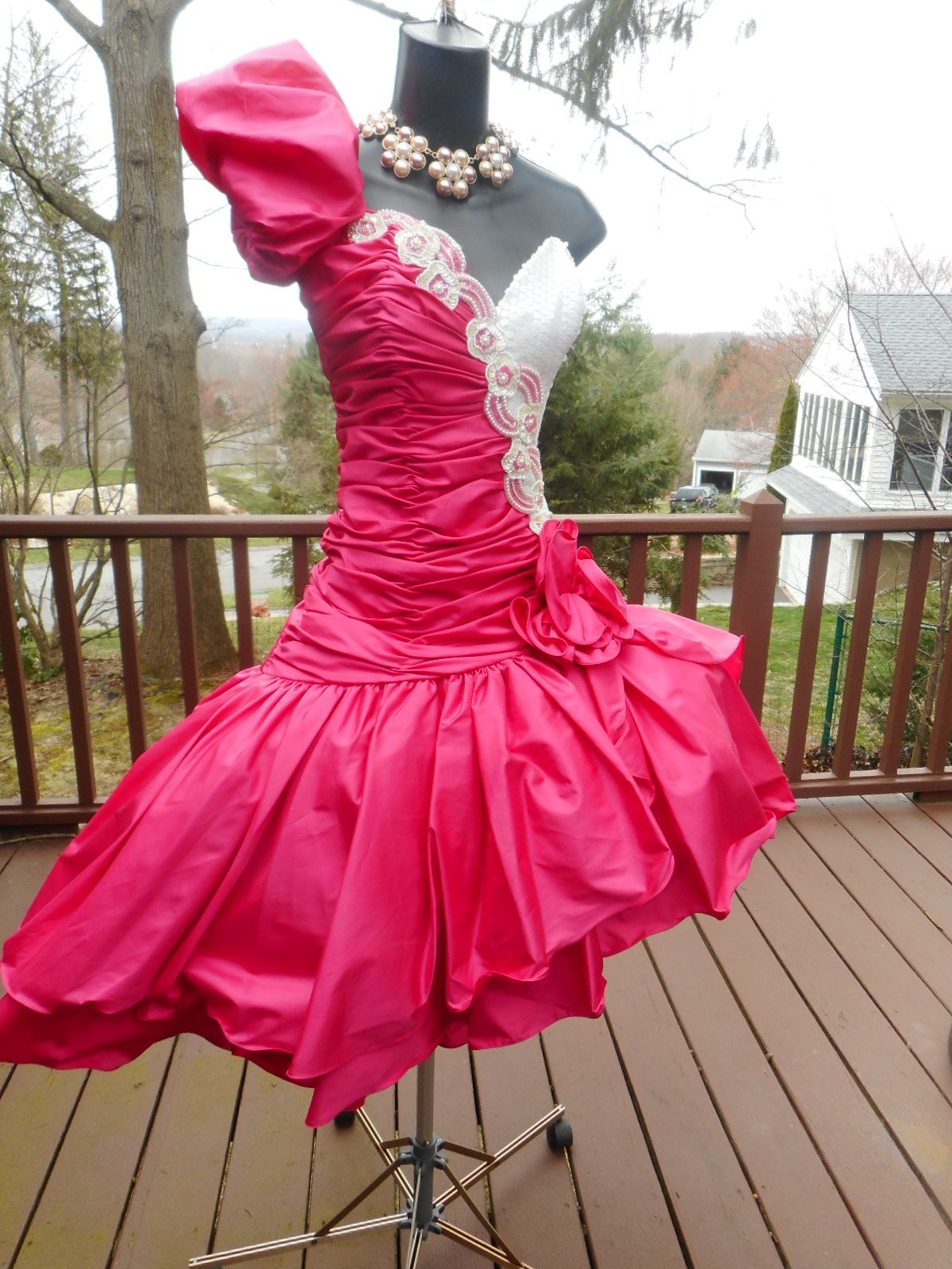 Available On My Rental Site Vintage 80s Prom Dresses On Facebook 80s Prom Dress Dresses Lovely Dresses [ 1600 x 1200 Pixel ]