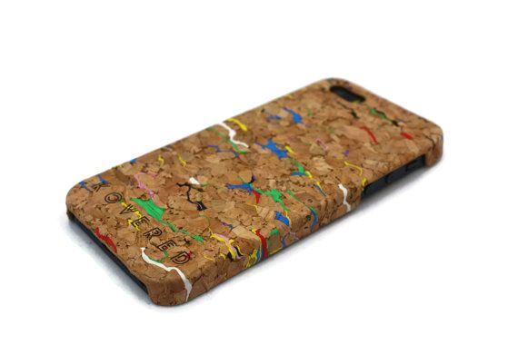iPhone 5/5s Cork Case - iPhone 5s Cork Case - Cork iPhone 5 Case - Cork iPhone 5s Case -  Natural Cork iPhone 5 Case - iPhone 5s Cork Case