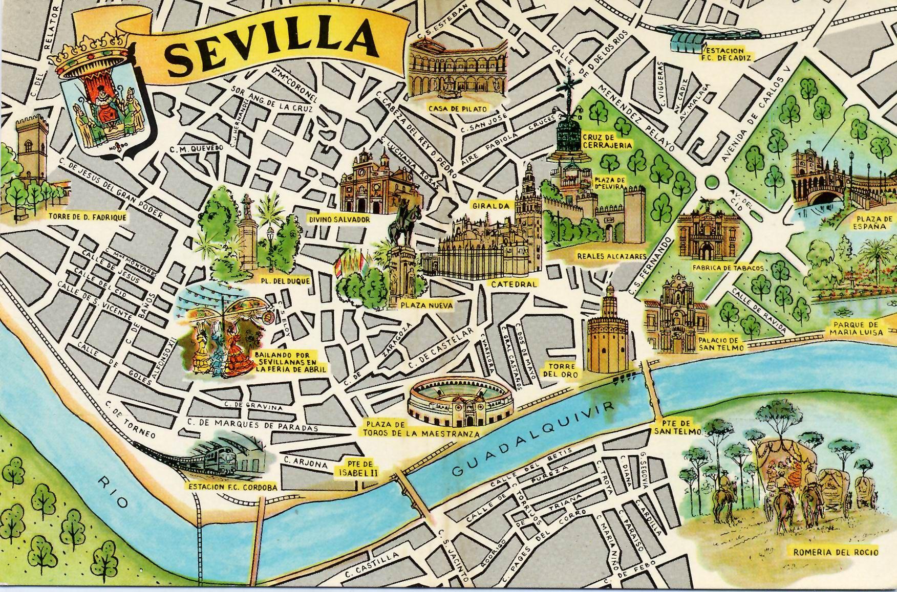 Ana visita sevilla para seis meses Sevilla in 2019