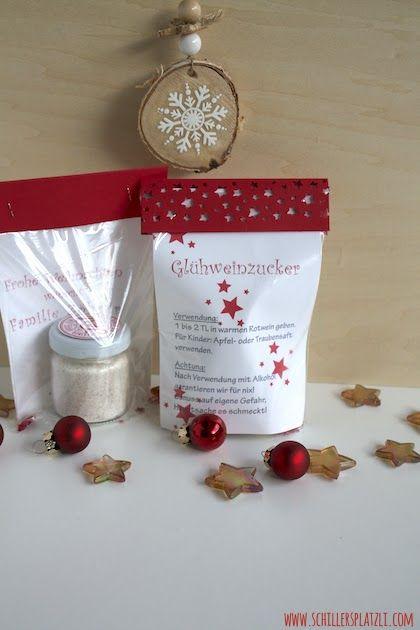 Weihnachten, Geschenk, Geschenk aus der Küche, Geschenkidee, Geschenkverpackung, Verpackung, Stampin' Up!, Glühweinzucker, DIY, Anleitung, Gewürzmischung, selbermachen, Rezept, Karte, Geschenkkarte, Weihnachtskarte #selbstgemachtesweihnachten