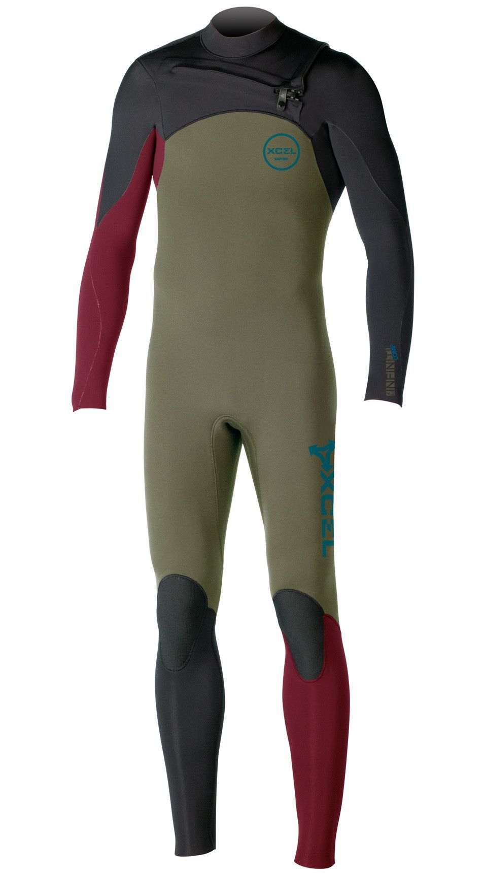 6d5c17bf733 Xcel Youth Wetsuit Comp X 4 3mm Fullsuit in 2019