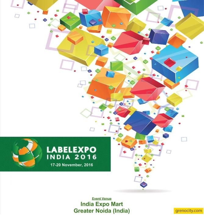Label Expo India 2016 At Greater Noida Expo Greater Noida Prints