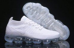 5da52432f1e New Style Nike Air Vapormax 2. 0 Triple White 942842 100 Sneakers Women s  Men s Running Shoes