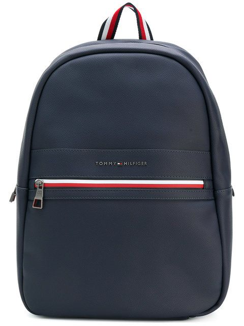 TOMMY HILFIGER TOMMY HILFIGER AM0AM02700413 BLUE Tactel.  tommyhilfiger   bags  leather   a6381e2e22