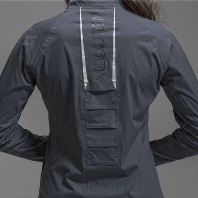 saucony running jacket women's