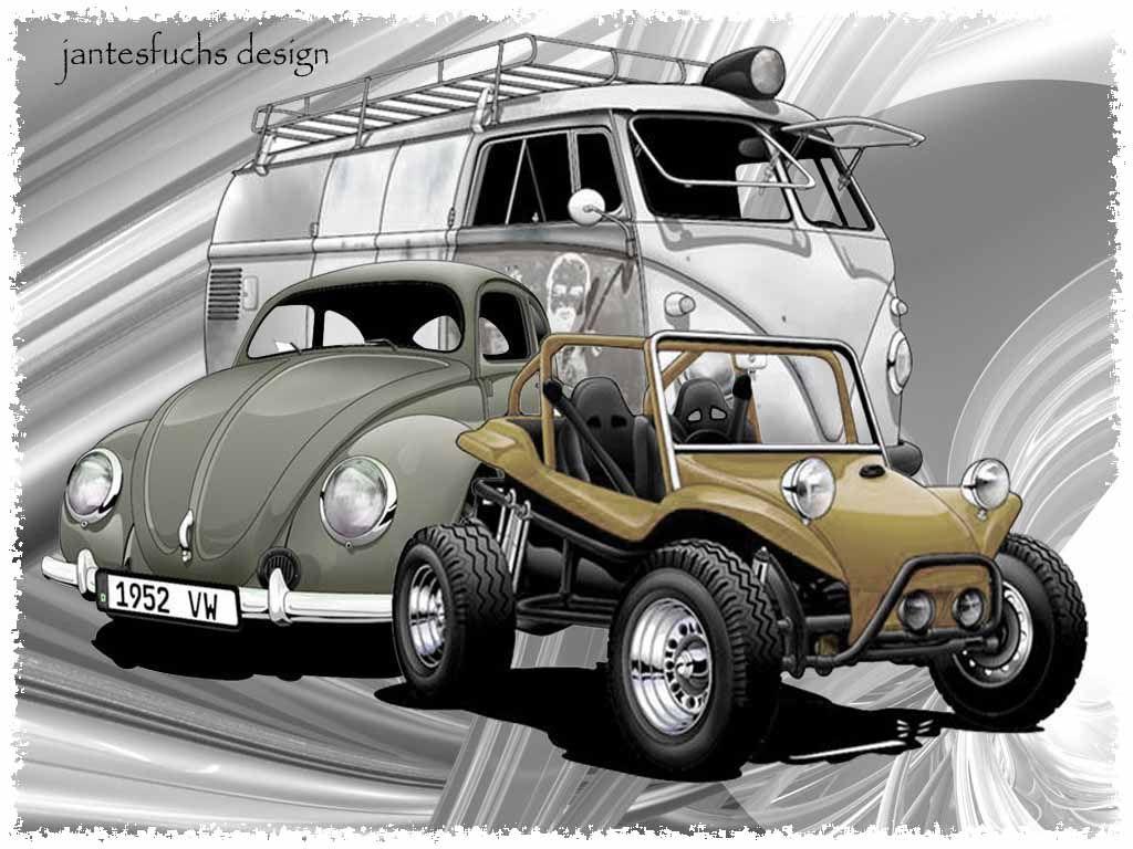 Logo trois copie vw pinterest voitures dessin et - Dessin coccinelle vw ...