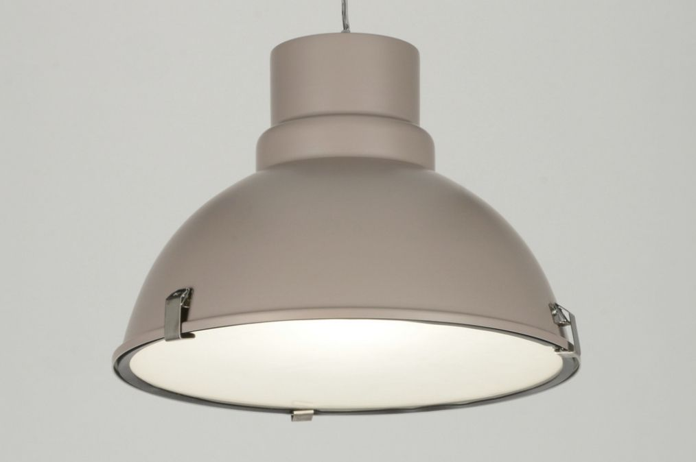 hanglamp 71835 modern retro industrie look. Black Bedroom Furniture Sets. Home Design Ideas