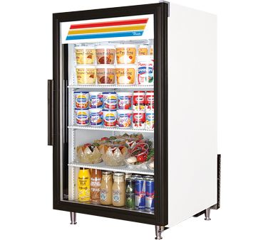 True Countertop Refrigerated Merch Gdm 7 Countertop