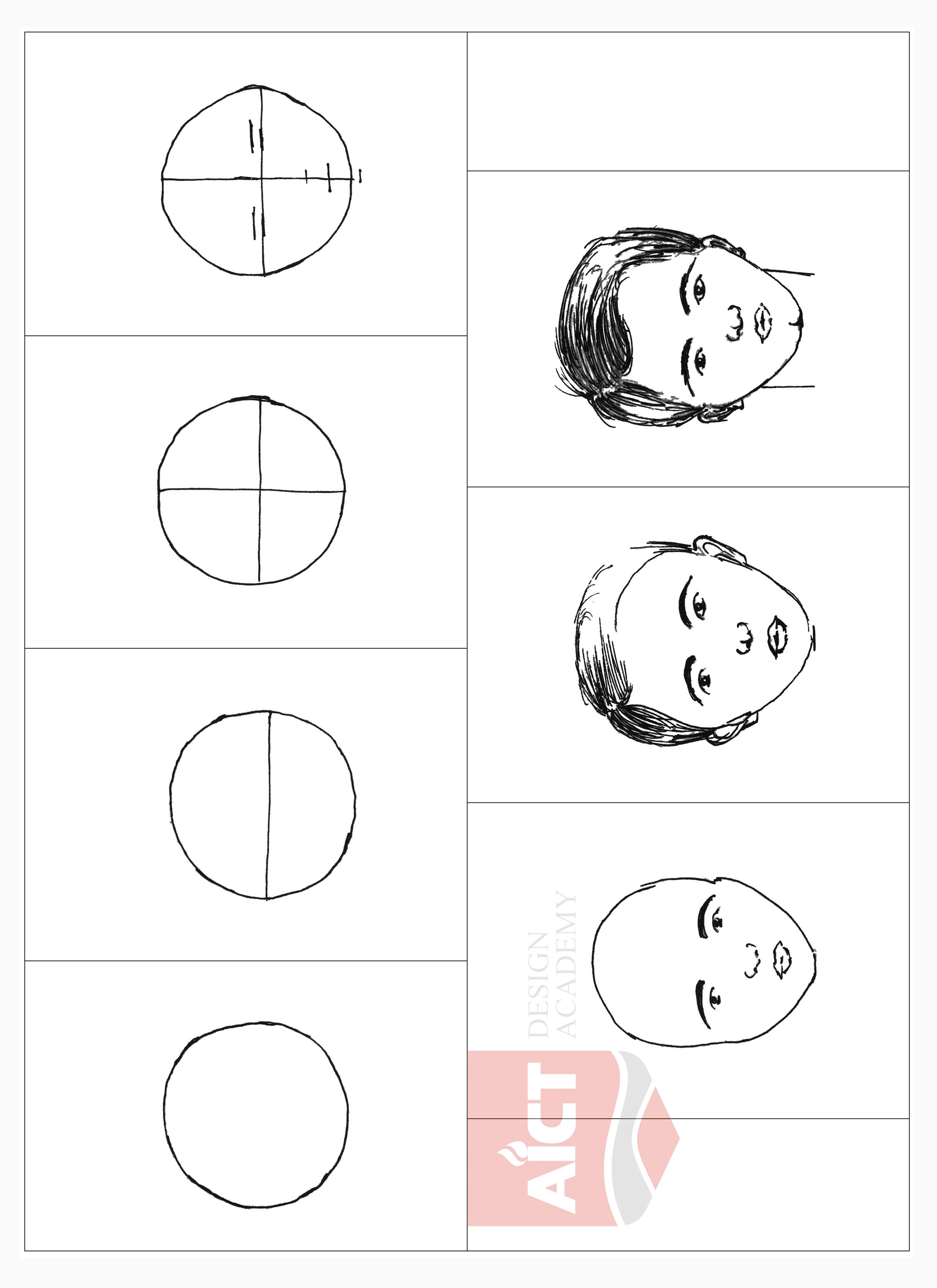 medium resolution of human faces