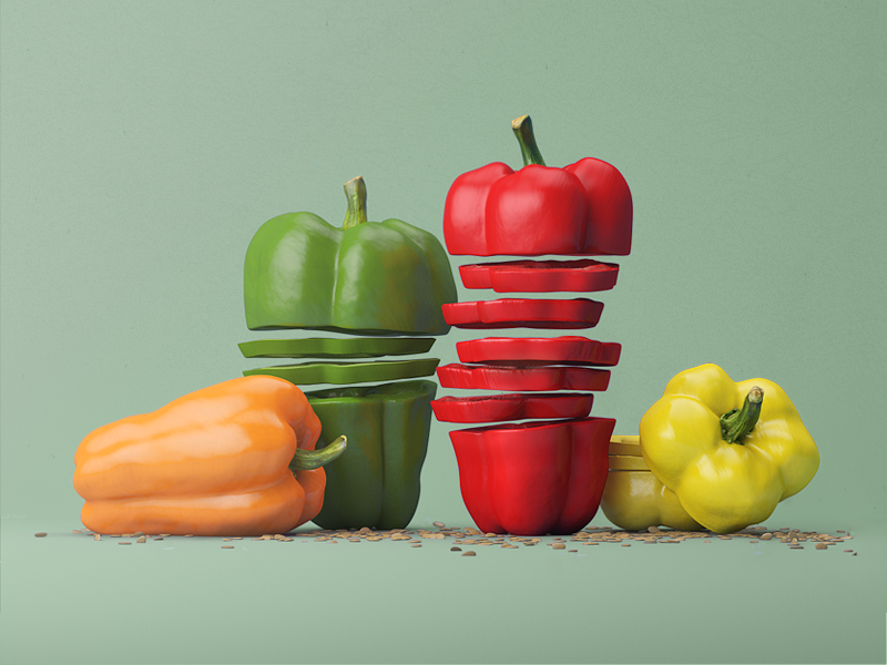 Featured Work: Healthy Things by Miquel Rodriguez Estany