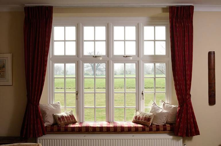 8 Easy Steps To Match Blinds And Curtains To Your Room Casement