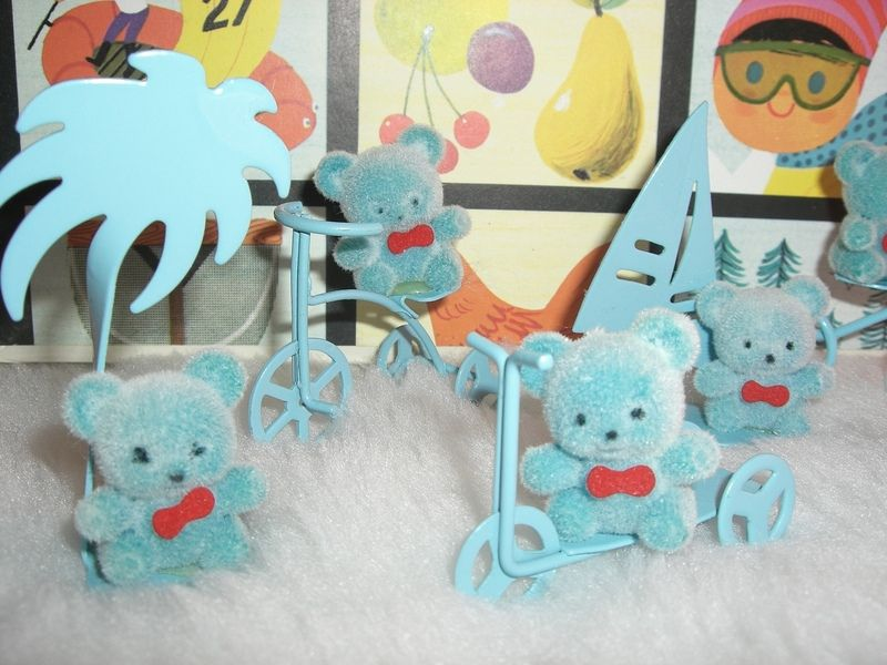 Miniature petits oursons / milou-en-mai sur DaWanda