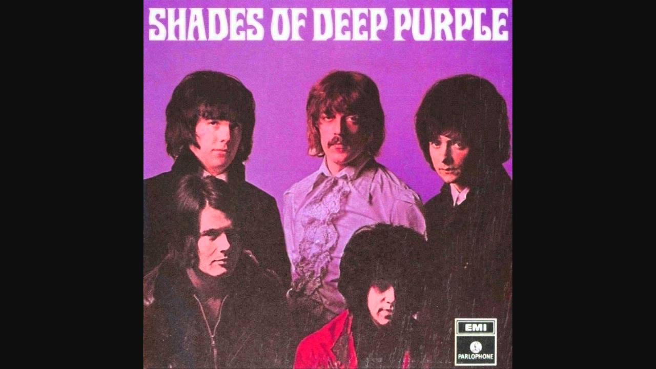 Deep Purple Hush With Images Deep Purple Purple Hush Hush