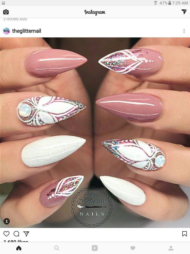 katerinekosivchenko | elegante nägel | Pinterest | Nagelschere ...