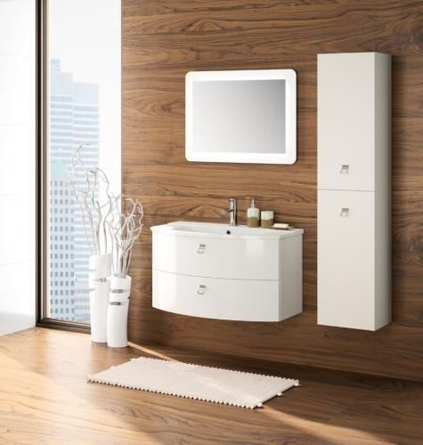 Moble de bany Serie TEBAS TEBAS 900 blanco chic - Salgar | Mobles de ...
