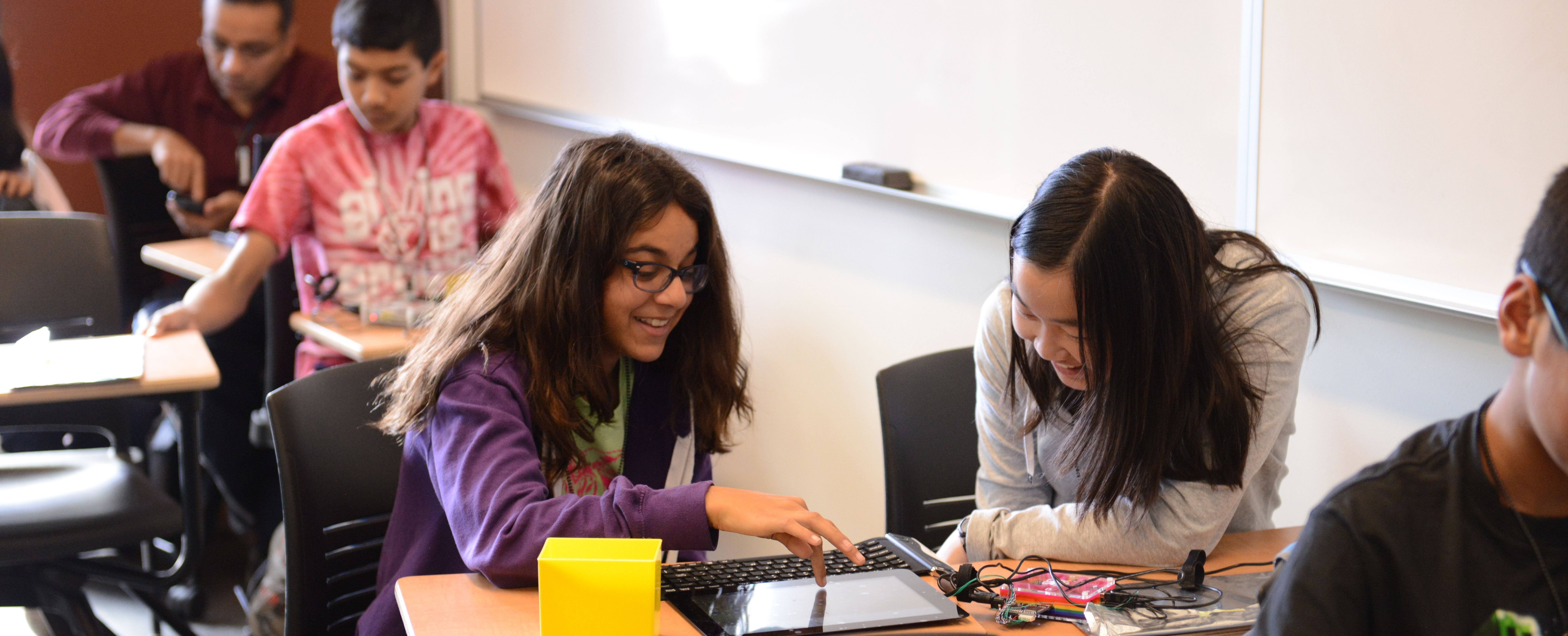 Pack Your Bags for Summer Coding Camp (EdSurge News)