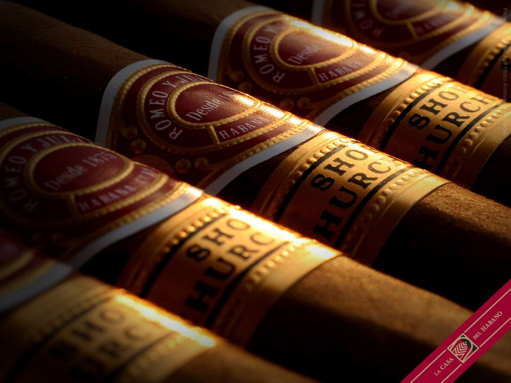 Cigar Wallpaper Romeo Y Julieta