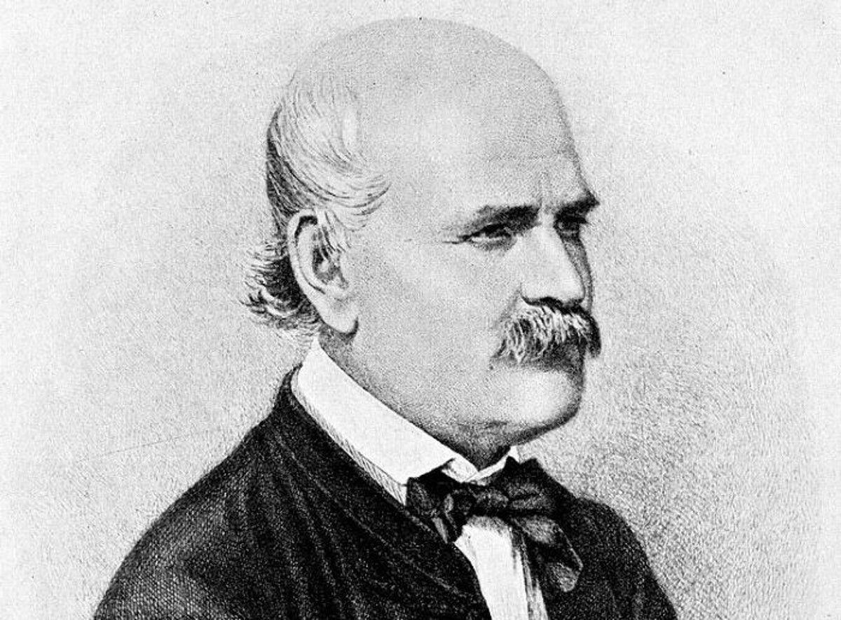Ignaz Semmelweis in 2020 Historical people, Bizarre, New