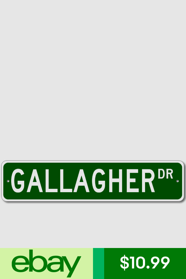 Plaques Signs Home Garden Ebay Personalized Street Signs Custom Street Signs Personalized Signs