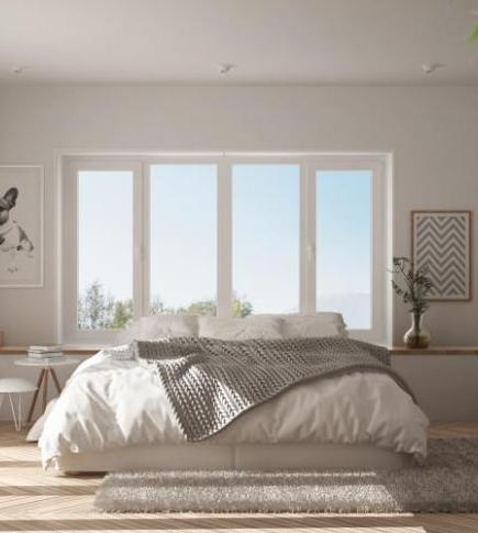 Le feng shui de la chambre : pureté et symétrie | Chambre à ...