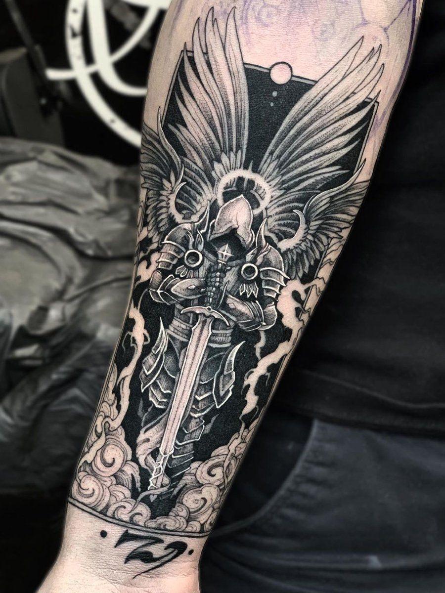 Ramon On Twitter Warrior Tattoos Forearm Sleeve Tattoos Tattoos