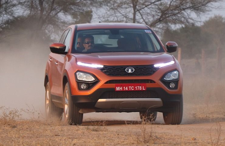 Tata Harrier Vs Jeep Compass Which Suv For The Casual Enthusiast