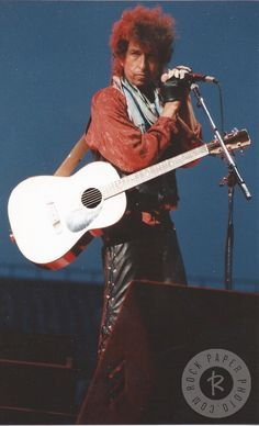 Bob Dylan - Buffalo - July 4 1986