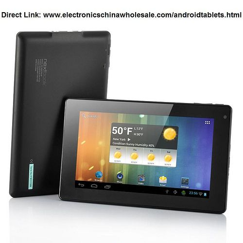 $130.31 Cheap Android 4.0 Tablet PC Nextbook Premium 7se 7 Inch Capacitive Touch Screen Dual Core CPU  nextbook 7, android tablet, android 4 tablet, android tablet android, nextbook premium, android 4.0 tablets, tablet pc, tablet computers, android tablet,7 Inch android tablet, nextbook premium 7 se, android tablet pc, android ice cream sandwich  The Nextbook Premium 7 SE is now available at Chinavasion. With a Dual Core 1.5GHz CPU and 7 inch screen, this tablet is lightning fast.