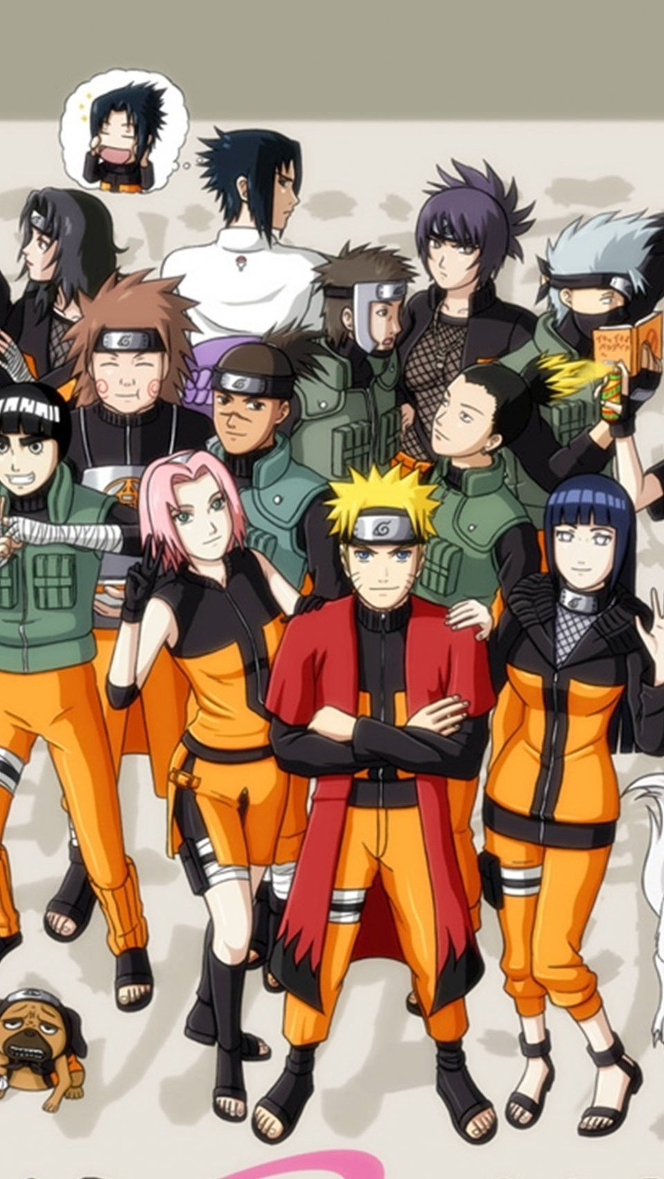 naruto style worldwide iPhone 6 wallpaper Naruto iPhone