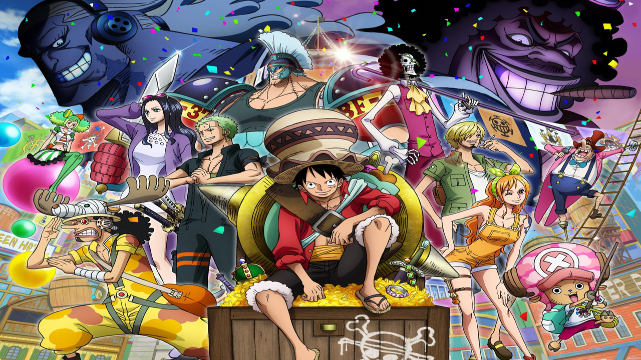 One Piece Stampede 1 in the Japanese Box Office with the
