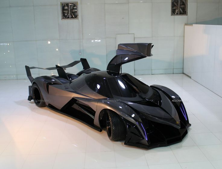 Devel First Supercar Built In The UAE Horsepower - Cool cars 5000