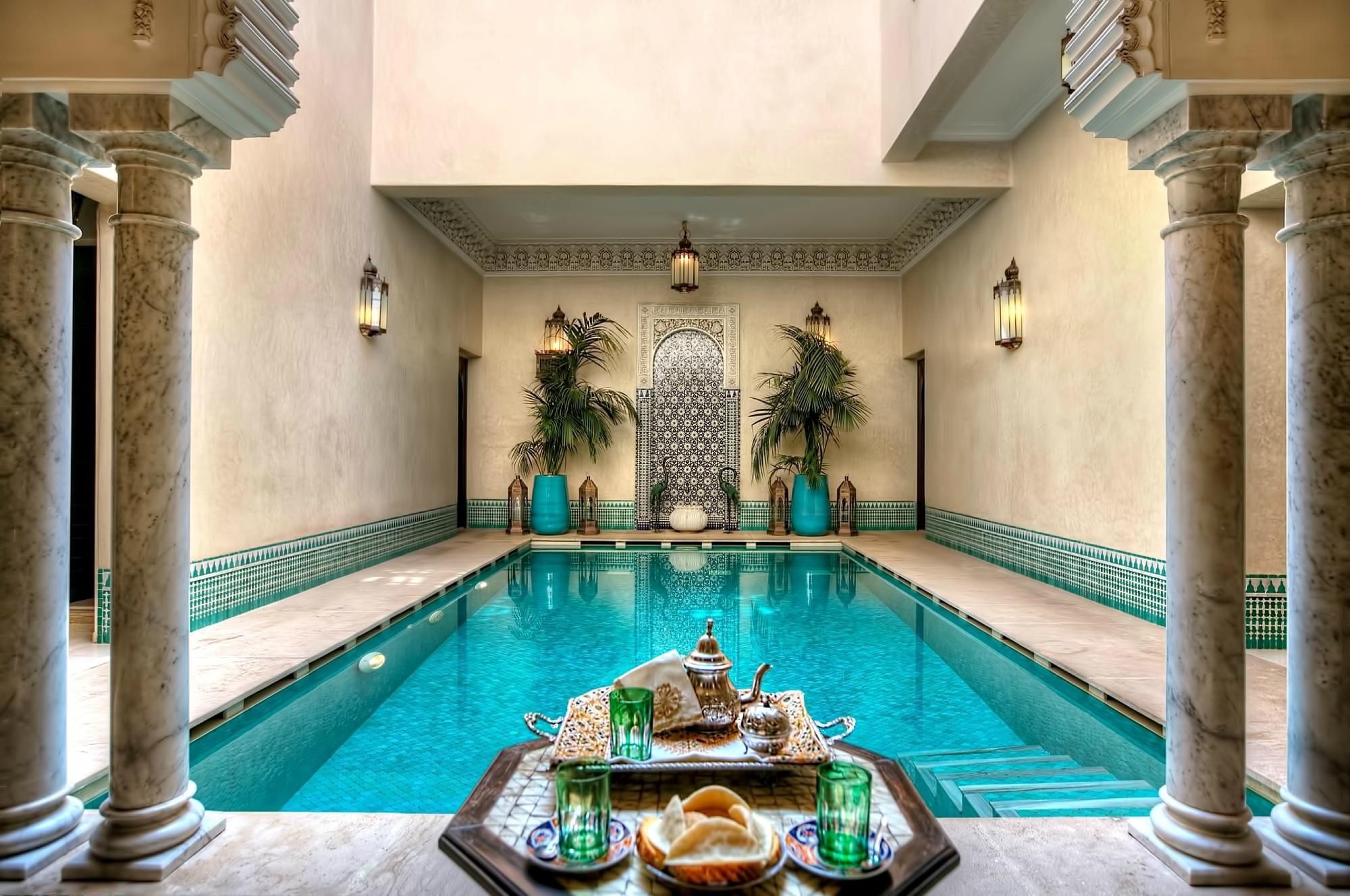 Marrakech Riad Kniza Is One Of The Best Located Riads Hotels In Luxury Rooms Free Wifi Spa Restaurant Special Offers Available Now