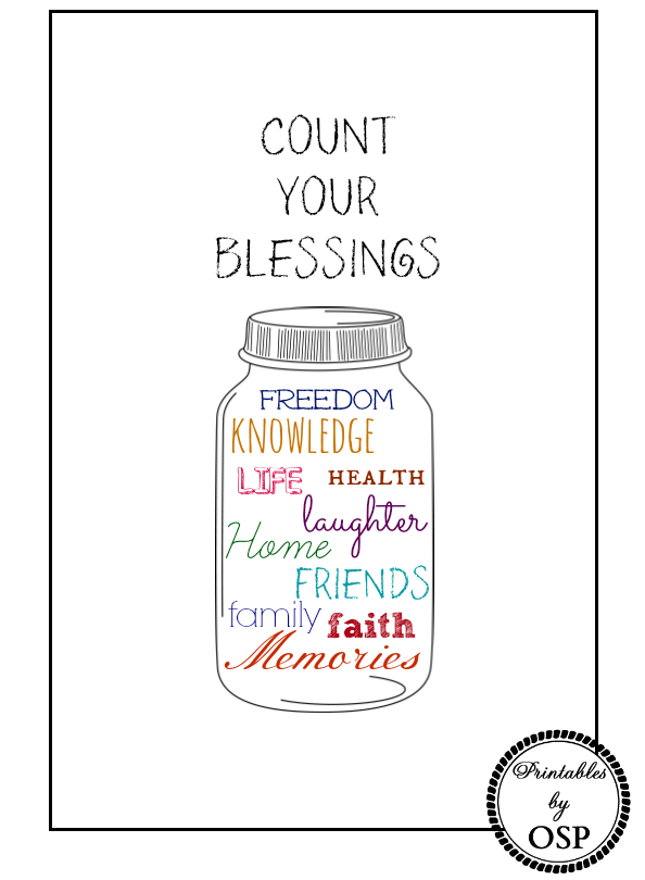 image relating to Mason Jar Printable called 30 Cost-free Slide Autumn Primary Printables Percentage Your Craft