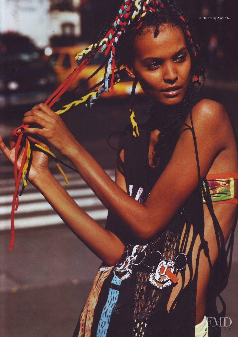 Photo of model Liya Kebede - ID 118962   Models   The FMD #lovefmd