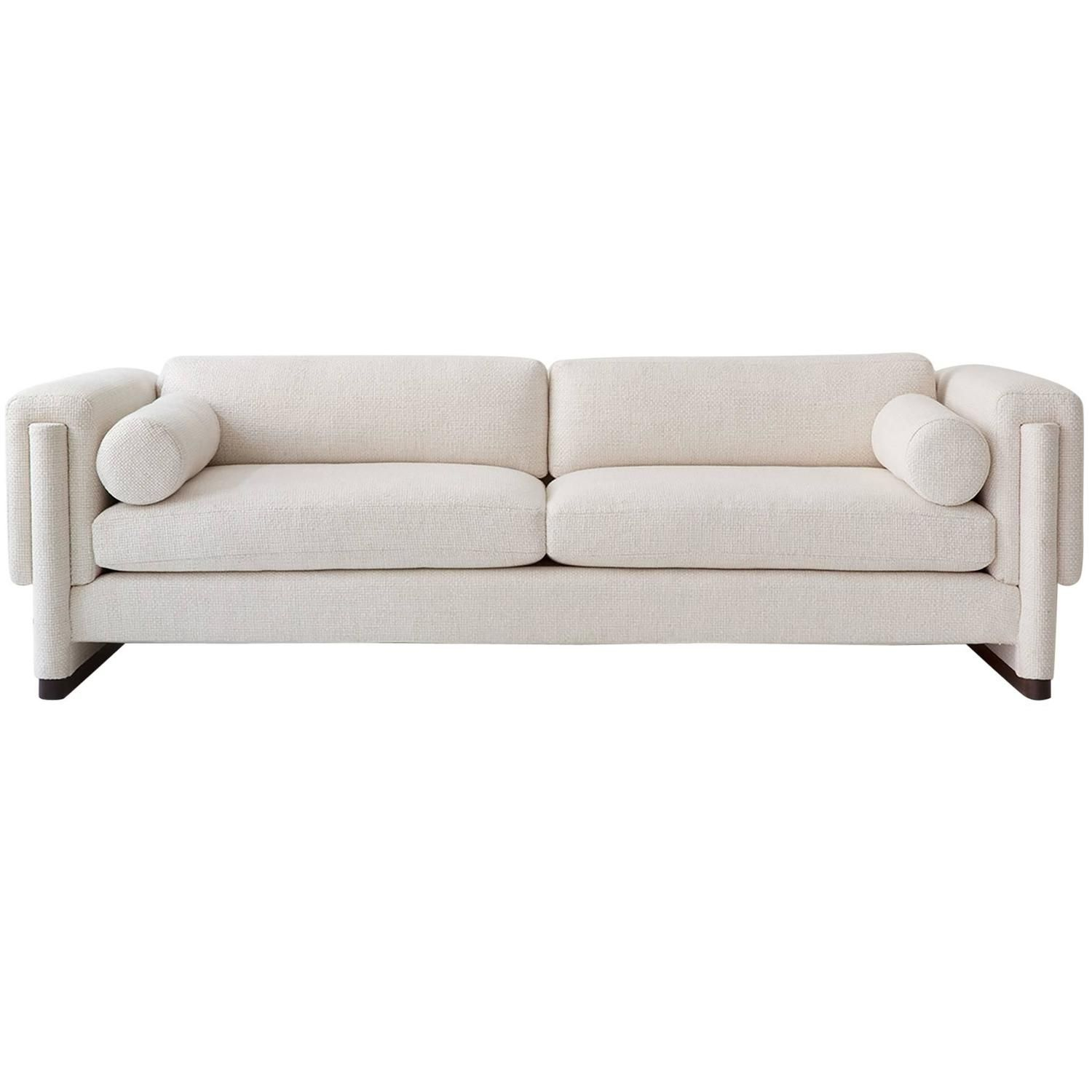 Howard Sofa Upholstered Down And Solid Wood 1stdibs Com Howard Sofa Best Sofa Sofa Design