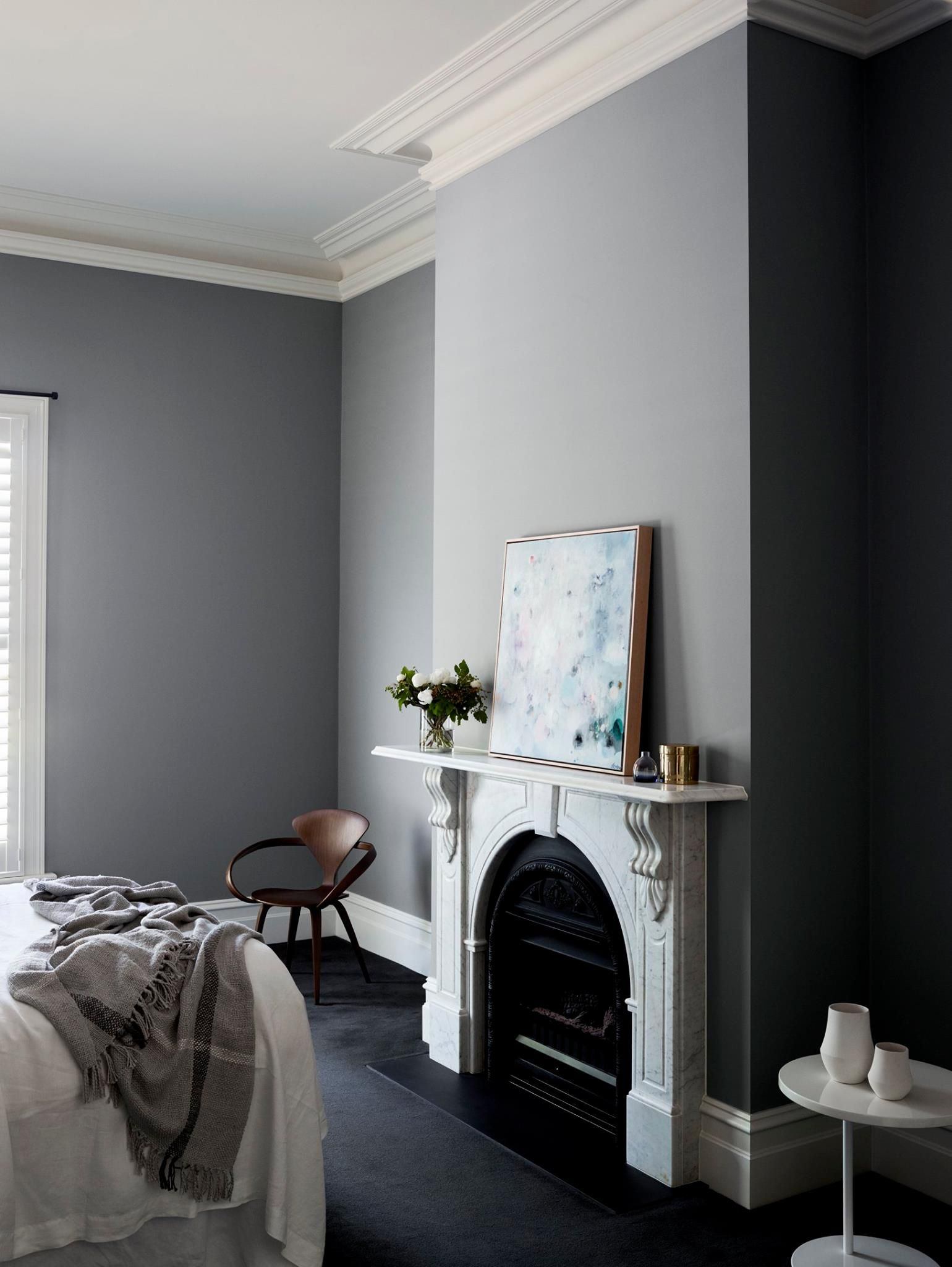 Dulux Timeless Grey Natural White Blue Gray Paint Gray Interior Dulux