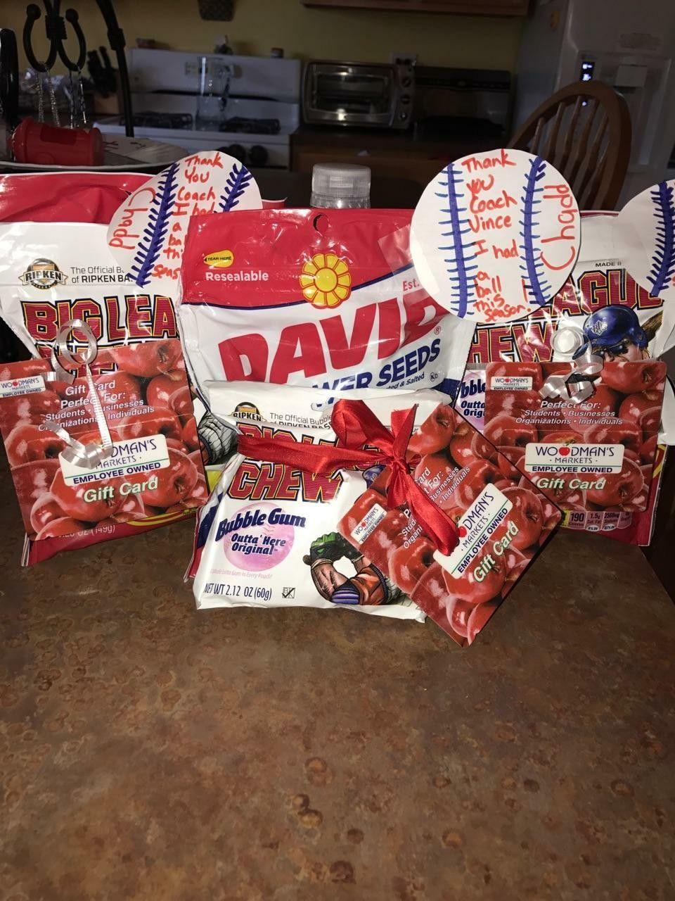 Baseball coach gift employee gifts coach gifts